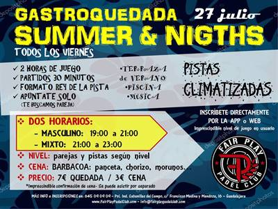 GASTROQUEDADA SUMMER NIGTHS VIERNES 27 JULIO.JPG