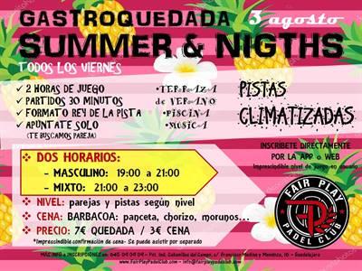 GASTROQUEDADA SUMMER NIGTHS VIERNES 3 AGOSTO.JPG