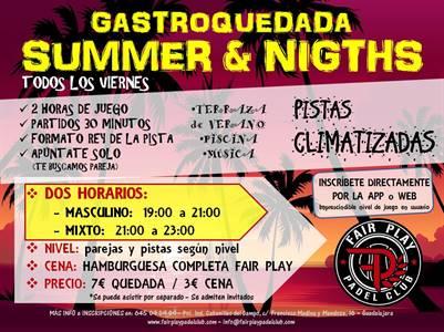 GASTROQUEDADA SUMMER NIGTHS VIERNES 20 JULIO.JPG